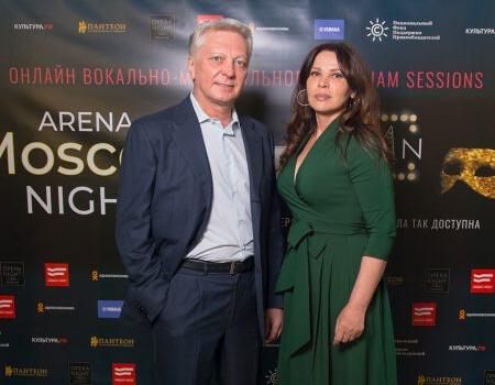 Анжелика Вольская и Дмитрий Ячевский
