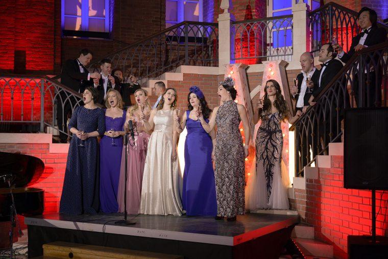 Проект Arena Moscow Night завершился в Царицыне лучшими оперными дуэтами