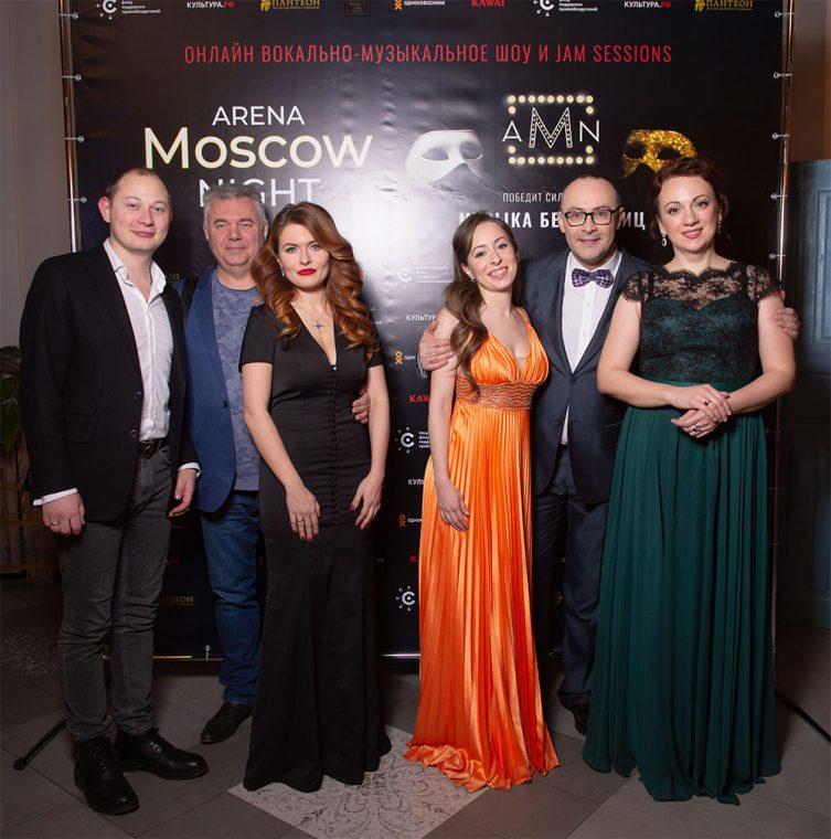 Второй концерт нового сезона Arena Moscow Night открыл для зрителей оперное кабаре