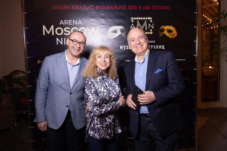 Мариам Маркосян и Елена Исаева вышли в финал второго сезона Arena Moscow Night