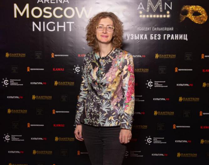 Евгения Кривицкая