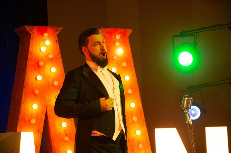 Солист «Новой оперы» Артем Гарнов стал финалистом конкурса Arena Moscow Night