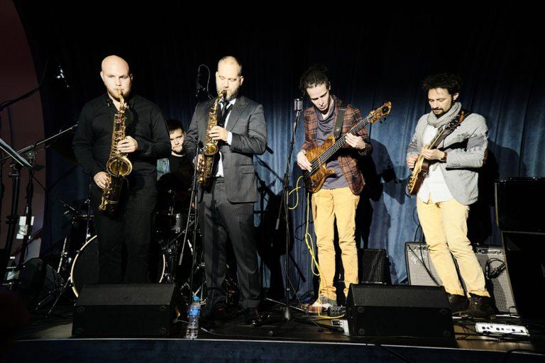 Третий полуфинал проекта «Arena Moscow Night. Наш джаз» открыл окно в мир импровизаций